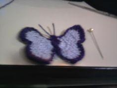 mariposa, patrón gratis butterfly, free pattern