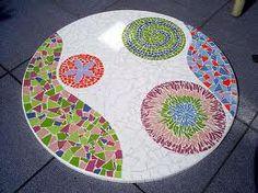 mesa con mosaicos - Buscar con Google