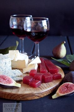 Gourmet Recipes: Fig Marmalade - the best thing on your cheese board