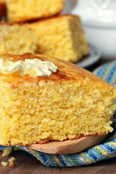Grandmother's Buttermilk Cornbread - Recipes, Dinner Ideas, Healthy Recipes & Food Guide