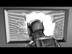 Ant Man - test shoot animatic