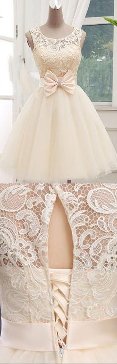 Homecoming Dresses Cheap, Lace Homecoming Dresses, Cheap Homecoming Dresses, Cheap Short Homecoming Dresses, Short Homecoming Dresses, Short Homecoming Dresses Cheap, Lace Up dresses, Short Lace dresses, Elegant Cap Sleeves Lace Up Short Homecoming Dresses