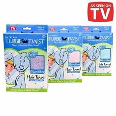 Turbie Twist Microfiber Super Absorbent Hair Towel  http://www.amazon.com/dp/B005TKZX0S/ref=cm_sw_r_pi_dp_EXzFrb1W4BVFD