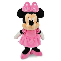 Lernspielzeug Disney Baby Minnie Mouse Activity Toy  9 Pink