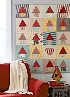 Heartfelt Valentine's Day Sewing Projects | AllPeopleQuilt.com
