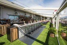 Just Opened: On The Roof with Q at Selfridges (LW32-1)
