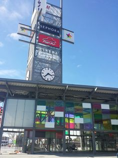 Bodet clocks installed in Brasov city mall, Romania.