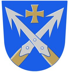 Municipality of Korsnäs, Finland, Area Km²) City Logo, Zinn, Baltic Sea, Coat Of Arms, Coastal, Sci Fi, Symbols, Abstract, Rpg
