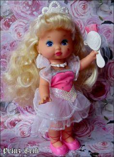 1991 Mattel Wee Lil Miss Ballerina.. I had this :(