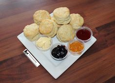 Country Farm Biscuits.