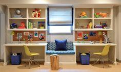 """30 Back-to-School Homework Spaces and Study Room Ideas You'll Love """"30 Back-to-School Homework Spaces and Study Room Ideas You'll Love"""" 30 Back-to-School Homework Spaces and Study Room Ideas You'll Love - Freshome.com http://jogwag.com/?p=6276"""