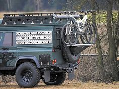 Bicycle carrier Landy Bike Rack