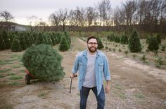 We picked our Christmas tree! | nickgarcia.squarespace.com | garciaphotography.co