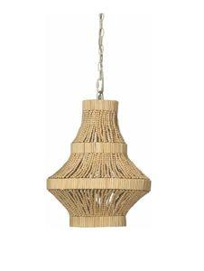 Geoffrey Three Tier Chandelier - Arteriors Home - Edison bulbs ...