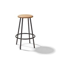 BIG TOM BAR STOOL - Designer Bar stools from Richard Lampert ✓ all information ✓ high-resolution images ✓ CADs ✓ catalogues ✓ contact. Island Stools, Stools For Kitchen Island, Designer Bar Stools, Tubular Steel, Commercial Interiors, Steel Frame, Furniture Design, Toms, Cushions