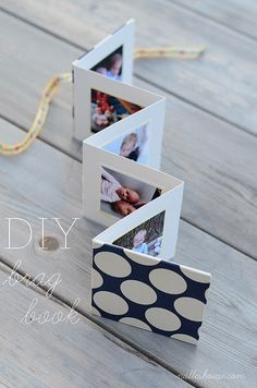 Make a brag book. | Community Post: 21 DIY Gifts Your Mom Will Love This Mother's Day