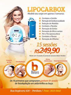 Anúncios de Revista - Belare on Behance