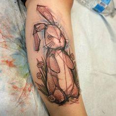 tatuaje de lineas