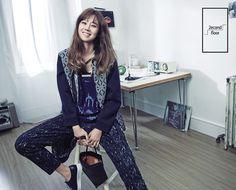 Gong Hyo-jin ♡ #KDrama // 2econd floor F/W 2014