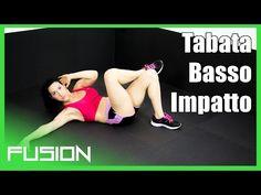 Workout Tabata basso impatto - Fusion 03 - YouTube