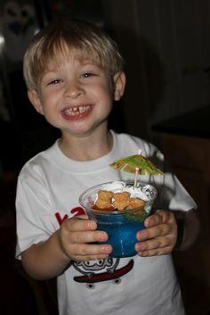 Momma's Fun World: Summer jello fun snack