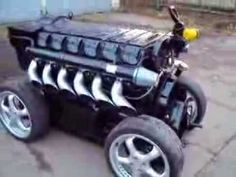 "V12 Deutz Diesel Direkteinspr. F12L413 bei uns ""WALL-E"""