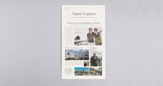 Sunny Express is a daily newsletter publication about Sunny Isles condominium, its residences and lifestyle.
