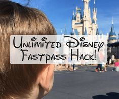 Do you love Disney Fastpass? Learn this EASY trick to get unlimited Disney Fastpasses. Get the most out of your day at Disney. Disney World Vacation Planning, Walt Disney World Vacations, Disneyland Trip, Disney Planning, Disney Trips, Disney Travel, Vacation Ideas, Disney Parks, Trip Planning
