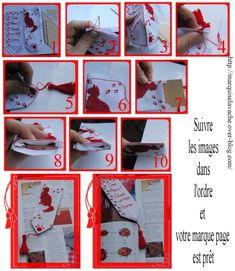 tuto-marque-page. Cross Stitch Embroidery, Cross Stitch Patterns, Bookmarks, Needlework, Crossstitch, Motifs, Contour, Diy, Passion