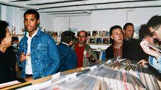 history of Honest Jon's record shop