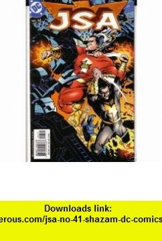 JSA NO. 41 SHAZAM DC COMICS! (JSA) DAVID GOYER, RICHARD ISANOVE ,   ,  , ASIN: B000UTHEDC , tutorials , pdf , ebook , torrent , downloads , rapidshare , filesonic , hotfile , megaupload , fileserve