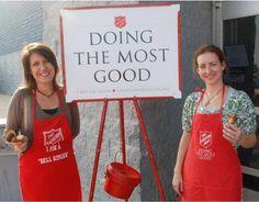 """""""Doing the most good"""" – Slogan der Heilsarmee in den USA"""
