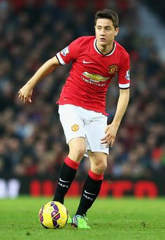 The Man of the match, Ander Herrera: Manchester United v Hull City - Premier League