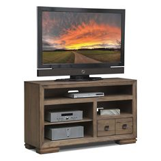 Mesa Fireplace TV Stand with Traditional Insert - Gray Classic Furniture, New Furniture, Living Room Furniture, Kitchen Furniture, Furniture Websites, Furniture Online, Wooden Furniture, Vintage Furniture, Swivel Tv Stand
