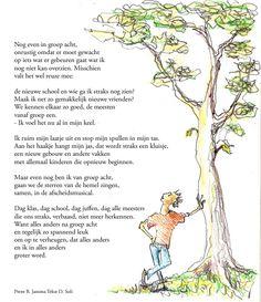 afscheid groep 8 gedicht - Google zoeken