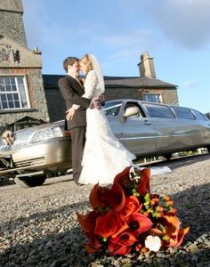 Champagne Gold Limousine Louth