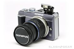 I loooove my Olympus pen.. a great DSLR in a compact stylish fit. Top it with my FL-14 Flash and 150mm lens giving it that retro look. I love this camera