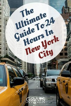 What To See & Do With 24 Hours In New York City | Things To Do In NYC | Must See Attractions For First Timers | Tourist Tips For New York City Travel | Where To Stay In NYC | USA Travel Itinerary | What To Do In One Day In New York City