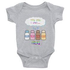 Ying Yang Dog Funny Baby Infants Babygrow Romper Jumpsuit