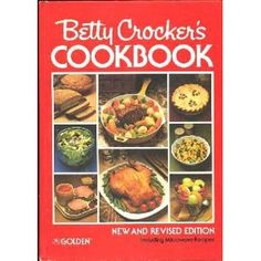 Best.  Cookbook.  EVER!  My Mom got this for a wedding present, and she used it all the time.  She has since lost that book, so I ordered her another one.  Now I need a copy, too!  There is a great crepe recipe, as well as chicken and dumplings.  Very down home style cooking