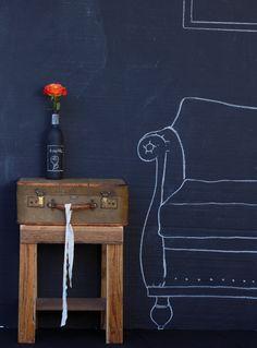 Chalkboard Travelers