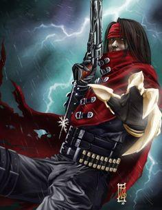 Vicent - Final Fantasy VII