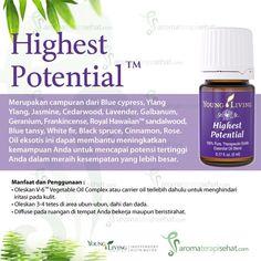 Highest Potential Essential Oil