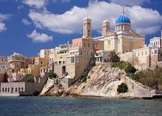 Greece - The Cyclades Vacation Home Rentals, Vacation Destinations, Places Around The World, Around The Worlds, Greece Wallpaper, Syros Greece, Planet Earth 2, Adventures Abroad, Greek Isles