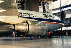 Boeing 707, Passenger Aircraft, Commercial Aircraft, Civil Aviation, Cabin Design, Vintage Posters, South Africa, African, Airplanes