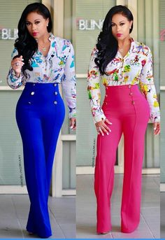 Business Casual Outfits, Office Outfits, Classy Outfits, Cute Outfits, African Fashion Dresses, African Dress, Elegant Outfit, Elegant Dresses, Look Fashion