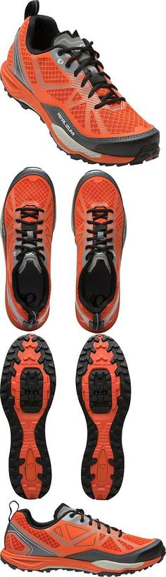Other Cycling Clothing 177857: Pearl Izumi X Alp Seek Vii Mens Cycling Shoe: Red Orange Euro 45 -> BUY IT NOW ONLY: $82.91 on eBay!