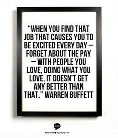 Career quote Doing what you love quotes