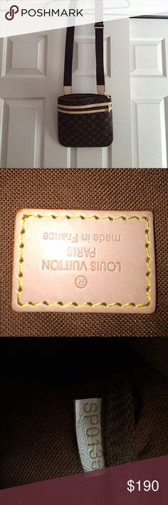 Louis Vuitton Crossbody Bag Never been worn, comes with original dust bag Louis Vuitton Bags Crossbody Bags