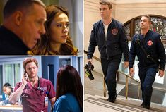 #OneChicago Poster for 'Fire,' 'PD' 'Med' Season Premieres on NBC Chicago Med, Chicago Fire, Current Tv, Chicago Shows, New Amsterdam, Tv Seasons, Medical Drama, Will And Grace, Season Premiere